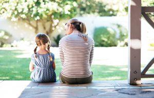 föräldrars roll i uppfostran